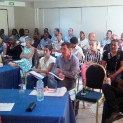 Conférence Gosier, Guadeloupe 24 mars 2015