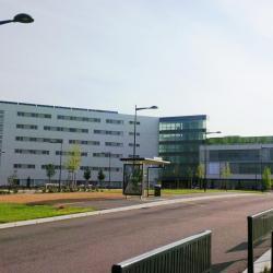 Visite de l'Hôpital Robert Schuman, Metz 29 avril 2015