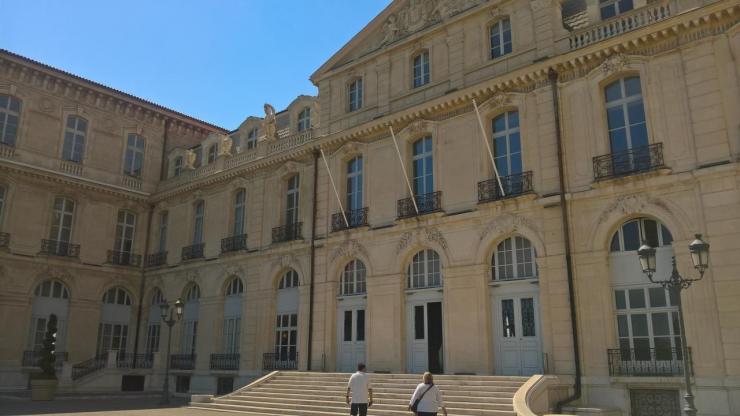 Conférence à Marseille le 13 juin 2017