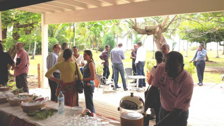 Conférence Gosier, Guadeloupe 24 mars 2015