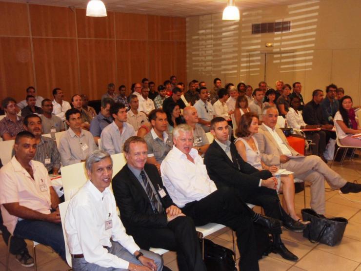 Conférence St Gilles-Les-Bains, La Réunion 20 septembre 2012