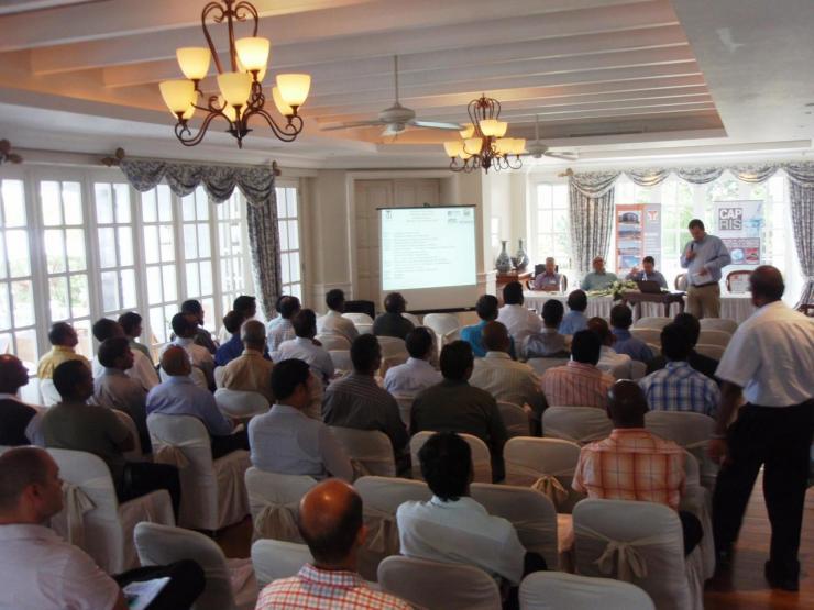 Conférence Balaclava, Ile Maurice 25 septembre 2012