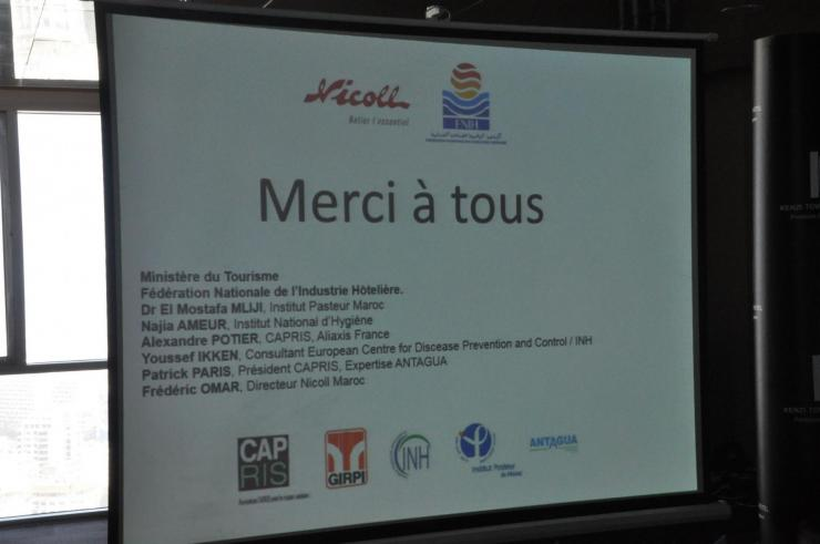 Conférence 18 avril 2018, Casablanca