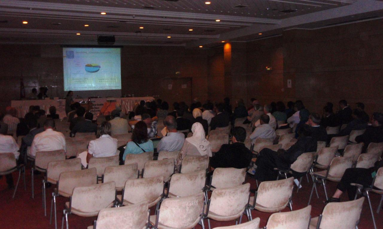 Colloque Sousse, Tunisie 21 au 23 mai 2012