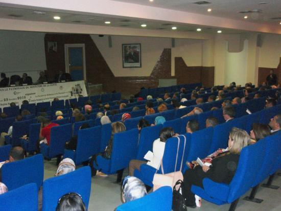 Conférence Maroc, Fes 22 et 23 octobre 2010