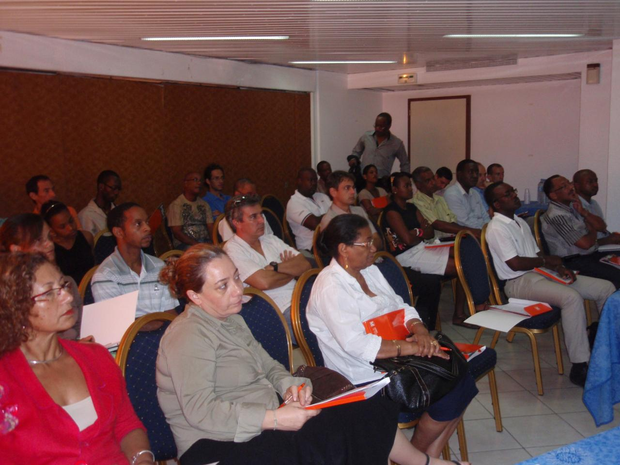 Conférence Guadeloupe 13 décembre 2011