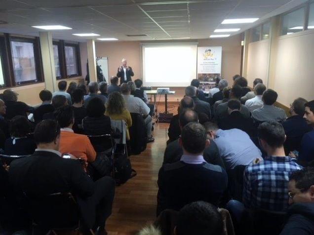 Conférence 28 novembre 2018 - Capris & Amicale Max'P