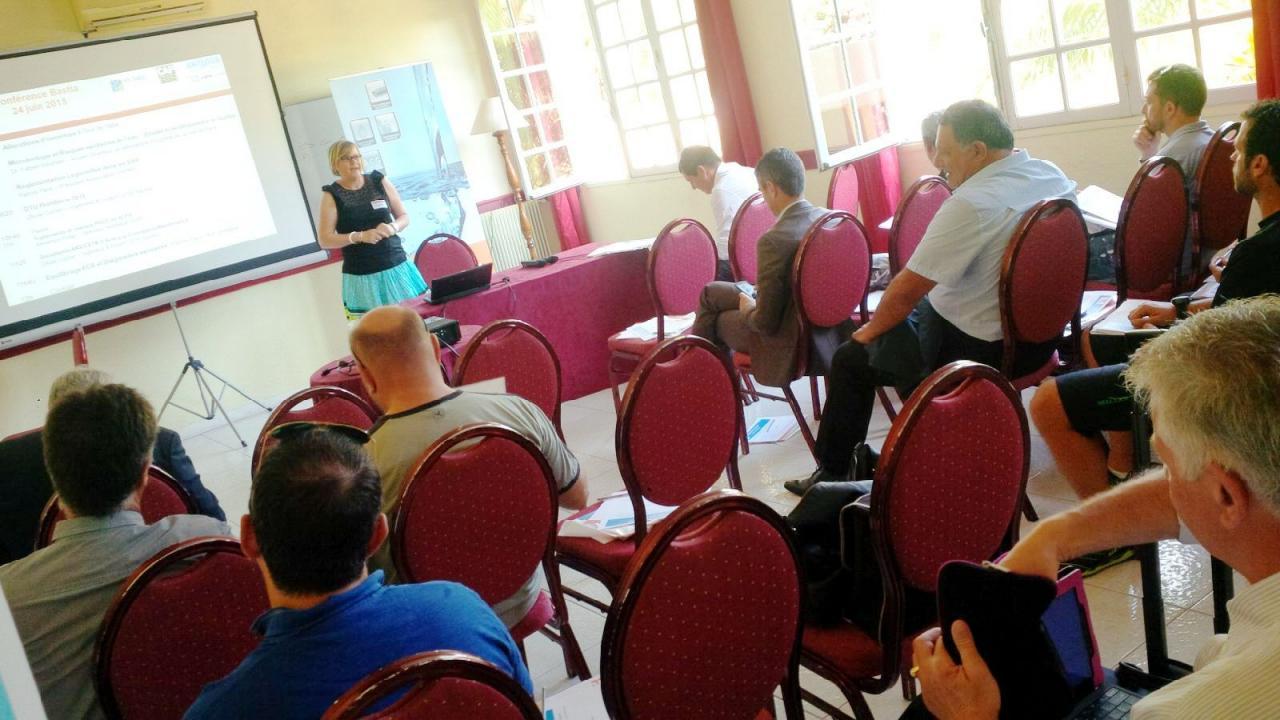Conférences Ajaccio et Bastia 23 et 24 juin 2015