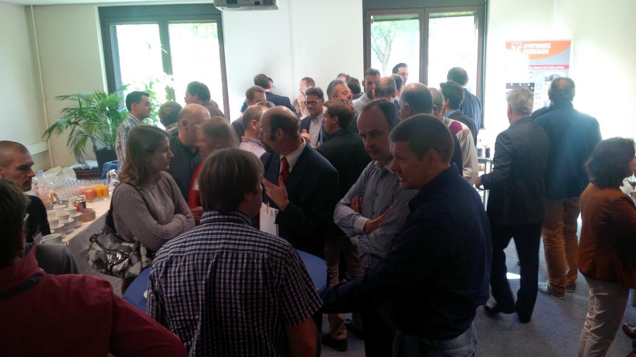 Journée d'études AFTSH, Belgique 24 septembre 2015