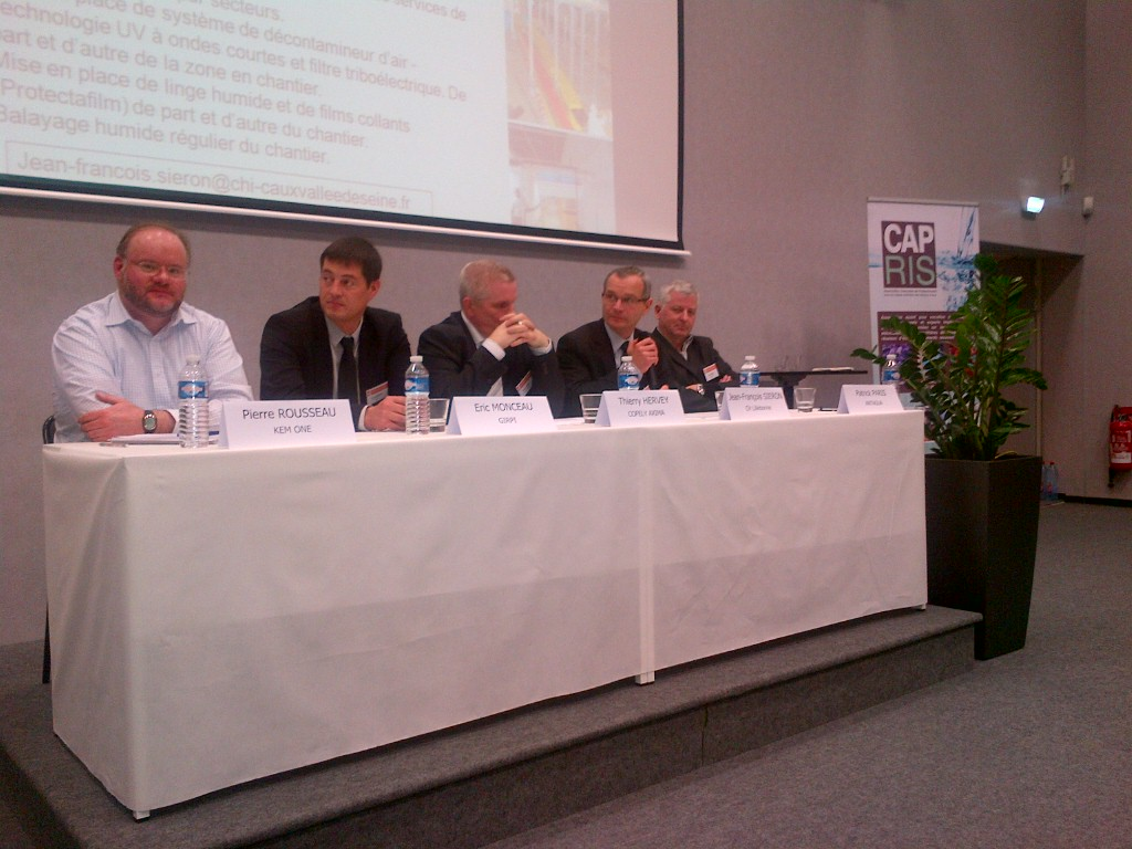 Conférence Le Havre 25 octobre 2012