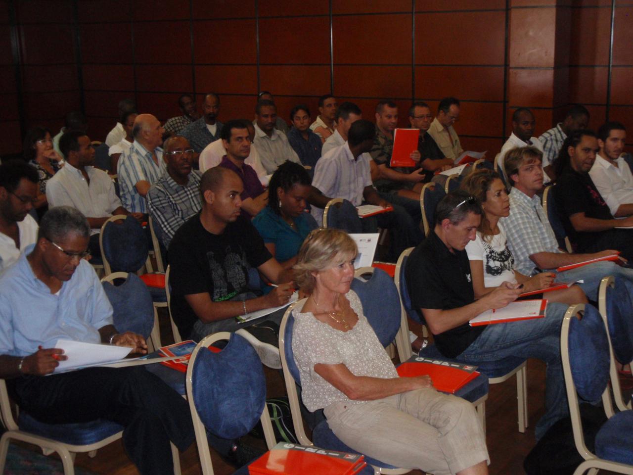 Conférence Martinique 7 décembre 2011