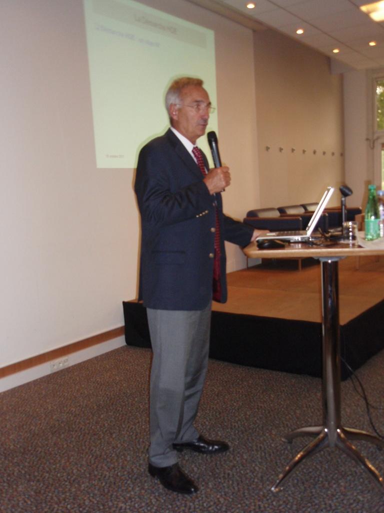 Conférence Orléans 18 octobre 2011