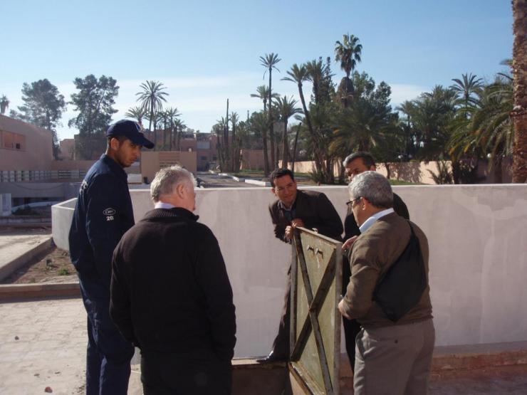 Congrès AFQUARIS, Marrakech 18 et 19 janvier 2013