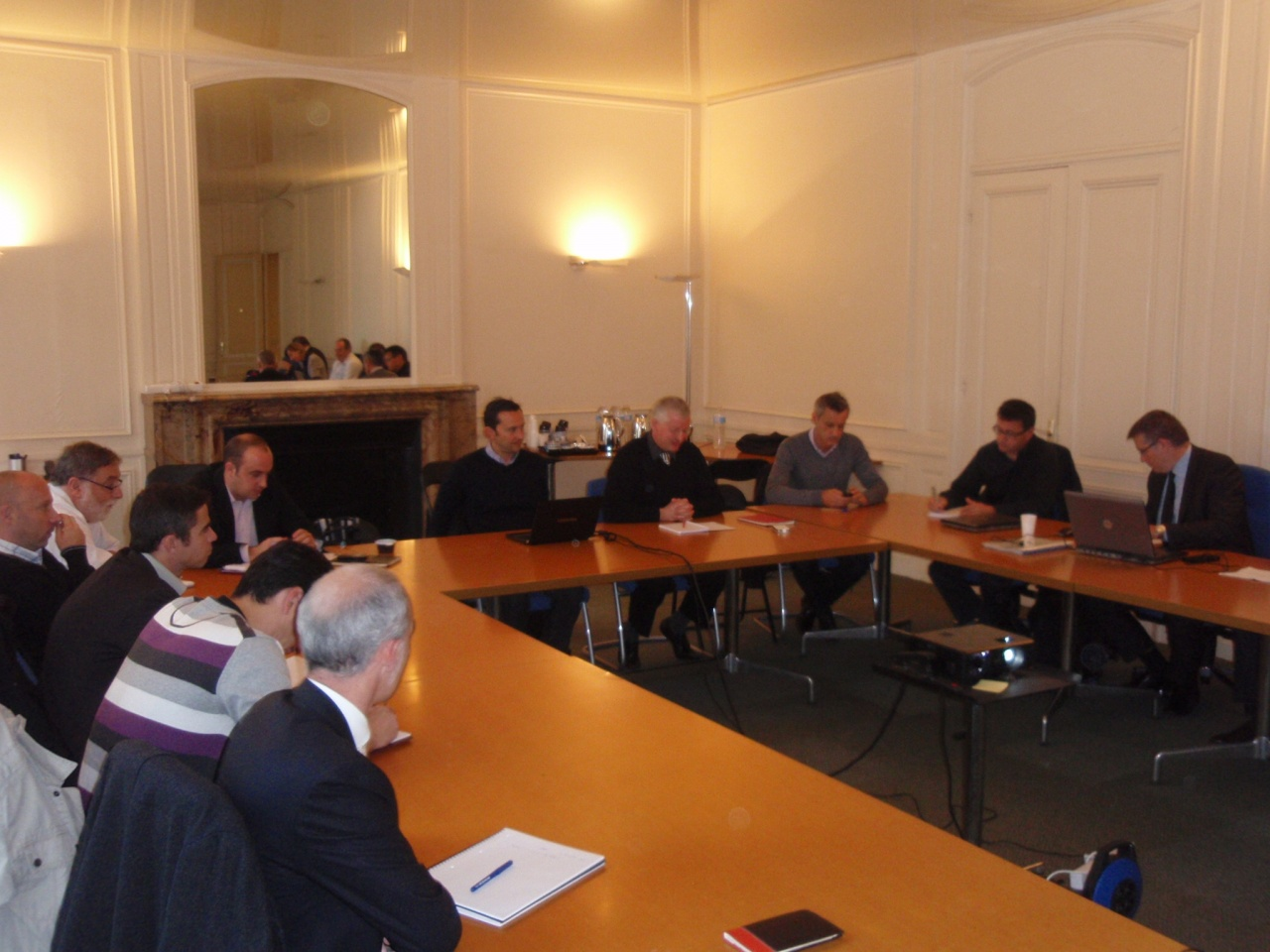 Atelier d'échanges PARIS 19 octobre 2011