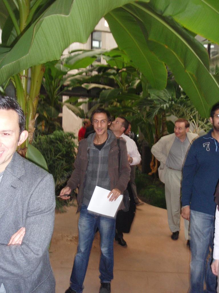 Atelier d'échanges LYON 25 octobre 2011