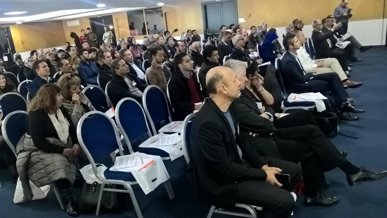 Conférence 7 décembre 2017, RABAT