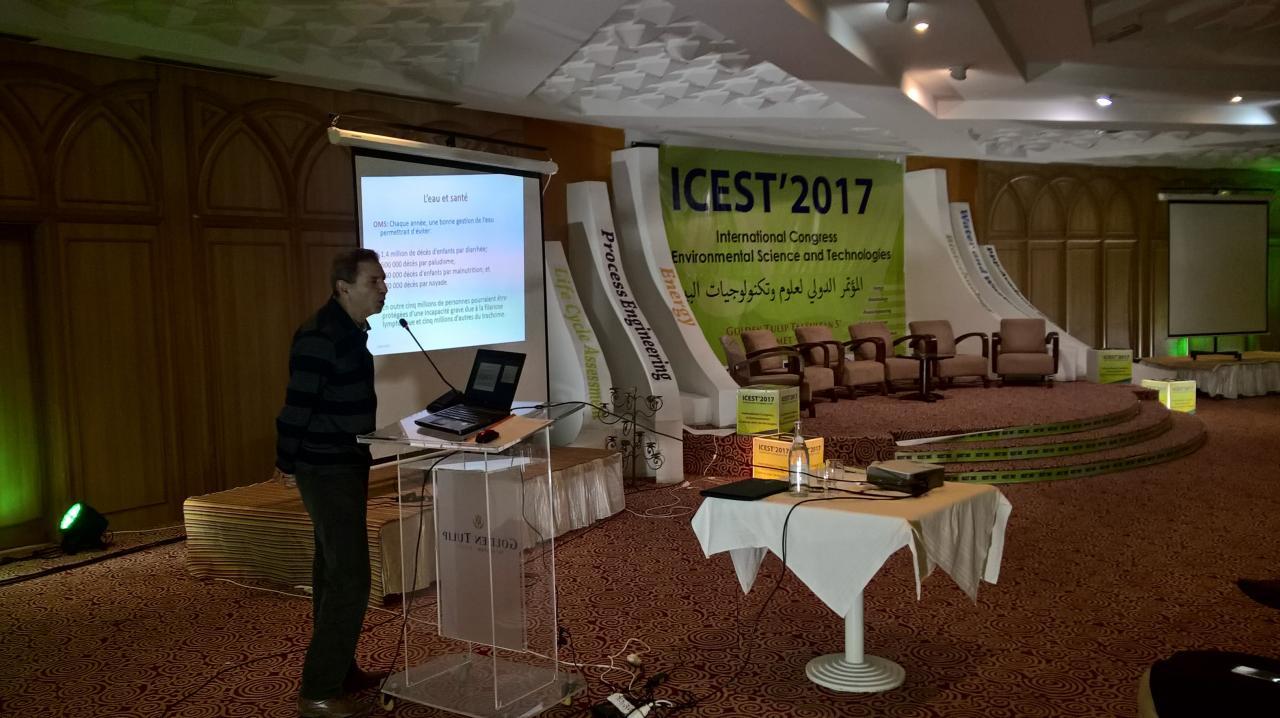 Conférence Hammamet, Tunisie 14 janvier 2017