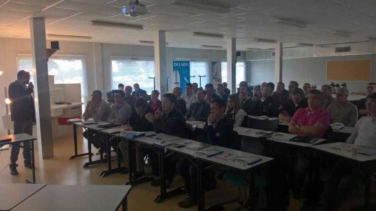 Journée technique Centre Hospitalier de Vannes, 9 mars 2017