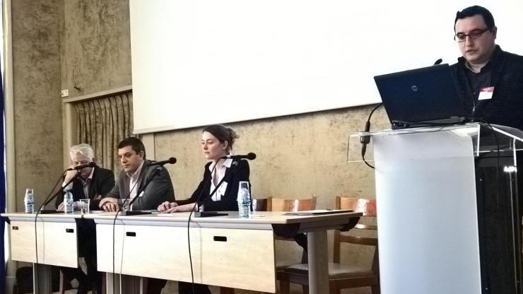 Conférence Paris le 19 octobre 2017