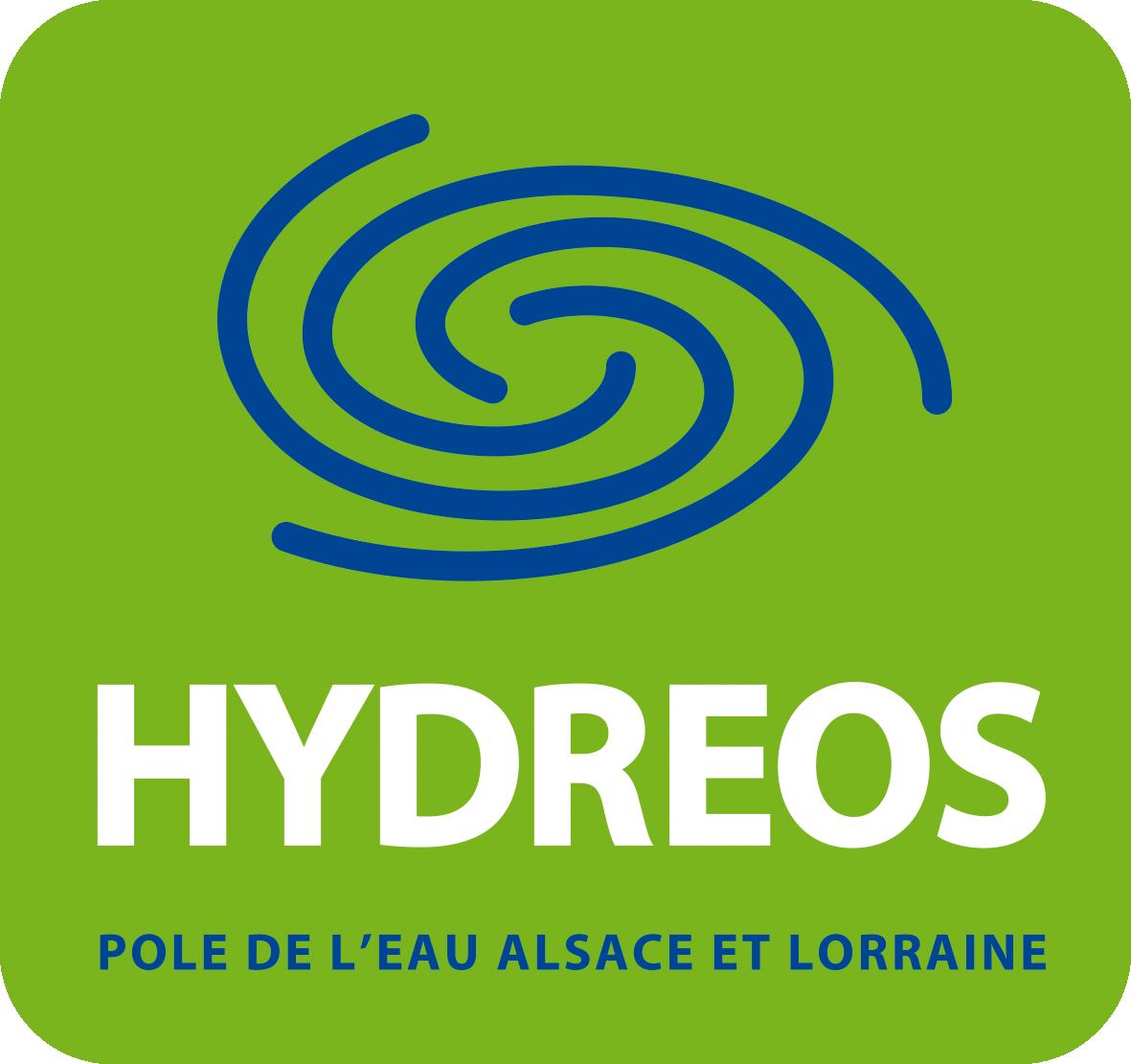 Hydreos logo